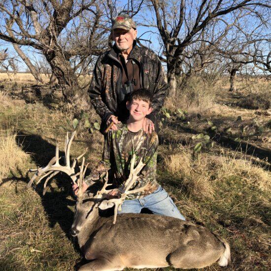Whitetail Deer Hunt in Texas